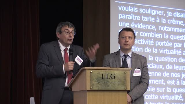 Colloque international- Ouverture thumbnail