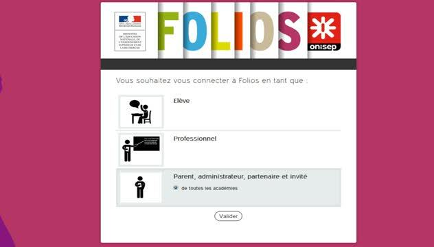 FOLIOS : se connecter thumbnail